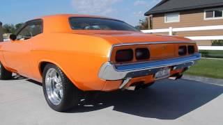 1973 Dodge Challenger 440 Big Block
