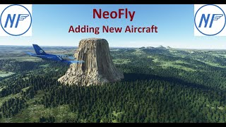 NeoFly Tutorial - Adding New Aircraft, Gathering the Data and Locating them for Purchase in NeoFly