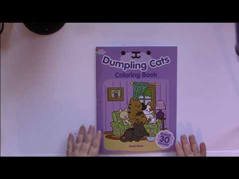 flip:-dover,-dumpling-cats-coloring-book-by-sarah-sloyer