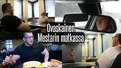 Mestarin matkassa   Mikko Ovaskainen   TAFFER