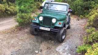 jeep cj7 vs wj vs xj