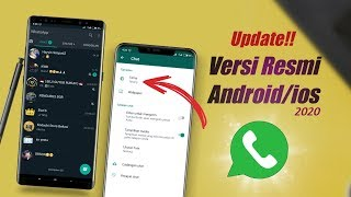 Whatsapp dark mode resmi dirilis untuk Android dan Ios
