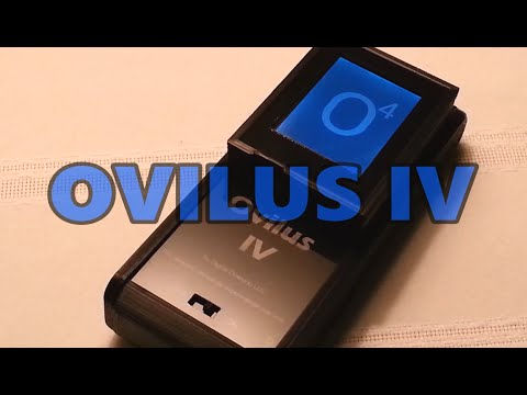 1st Look At The Ovilus IV (Ovilus 4) ITC Research Device