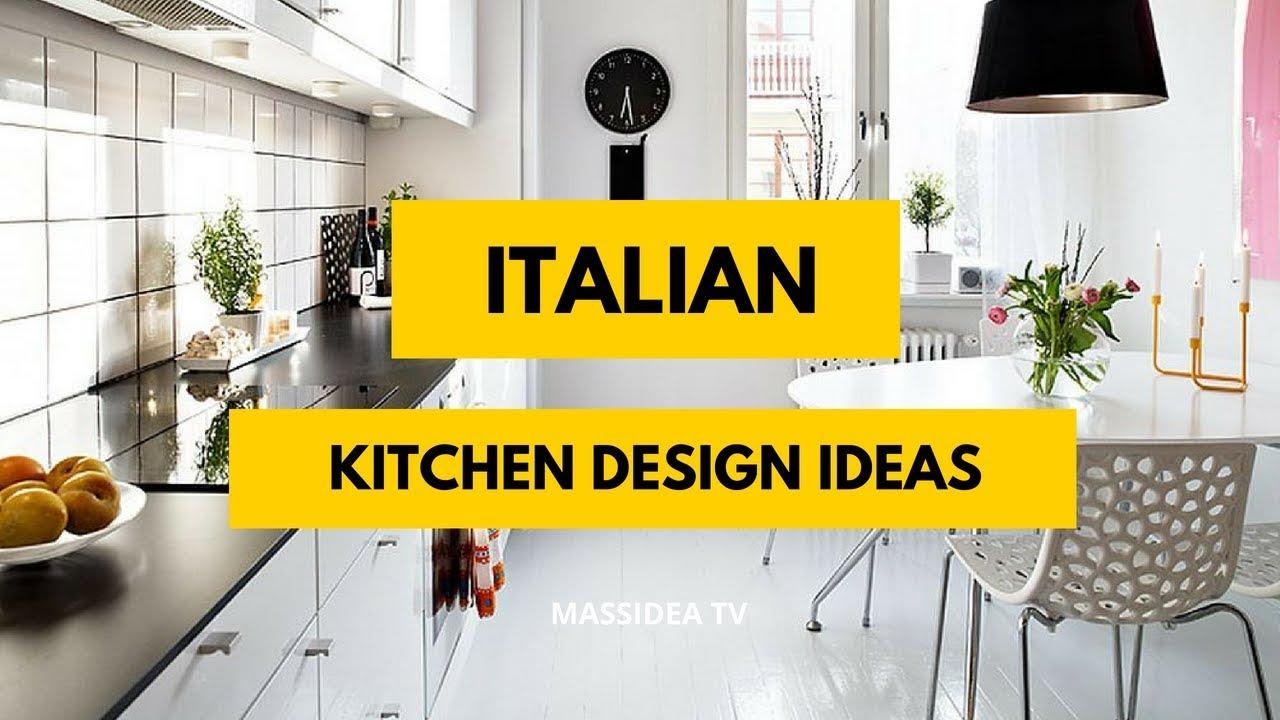 Italian Kitchen Design Ideas Photos ~ Greatest italian kitchen design decor ideas youtube