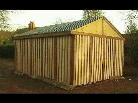 pallet-shed,-how-i-built-it/-free-or-cheap-shed-from-recycled-pallets-diy-garage-storage-part-2