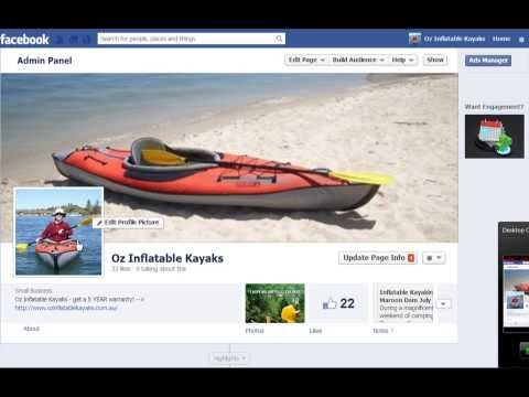 Starting an Online Business - How to Interact On Facebook