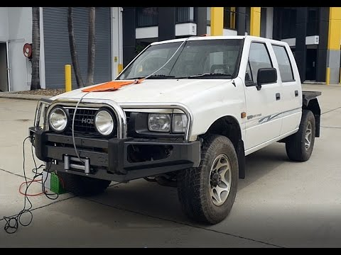 Sherpa Winches ' The Steed' 17,000LB 4x4 winch