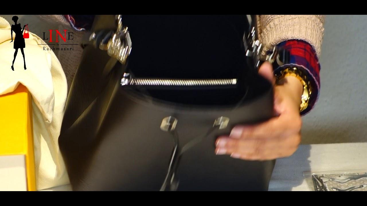3e6f78bcc68b Unboxing Louis Vuitton - Neo Noe Epi Leather 2018(Black) - YouTube
