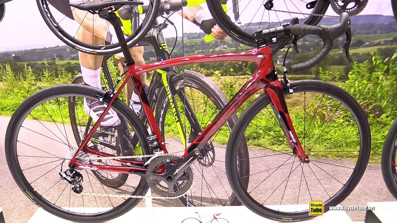 003e81933fe 2017 Ridley Fenix SL - Road Bike - Walkaround 2016 Eurobike - YouTube