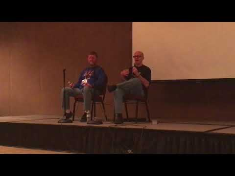 Paul St. Peter and Derek Stephen Prince - Memorable Characters and A Special Message