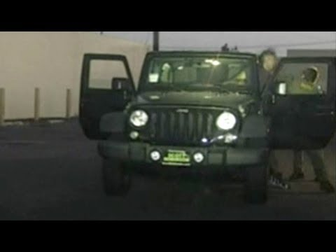 OC Sheriff's dashcam video