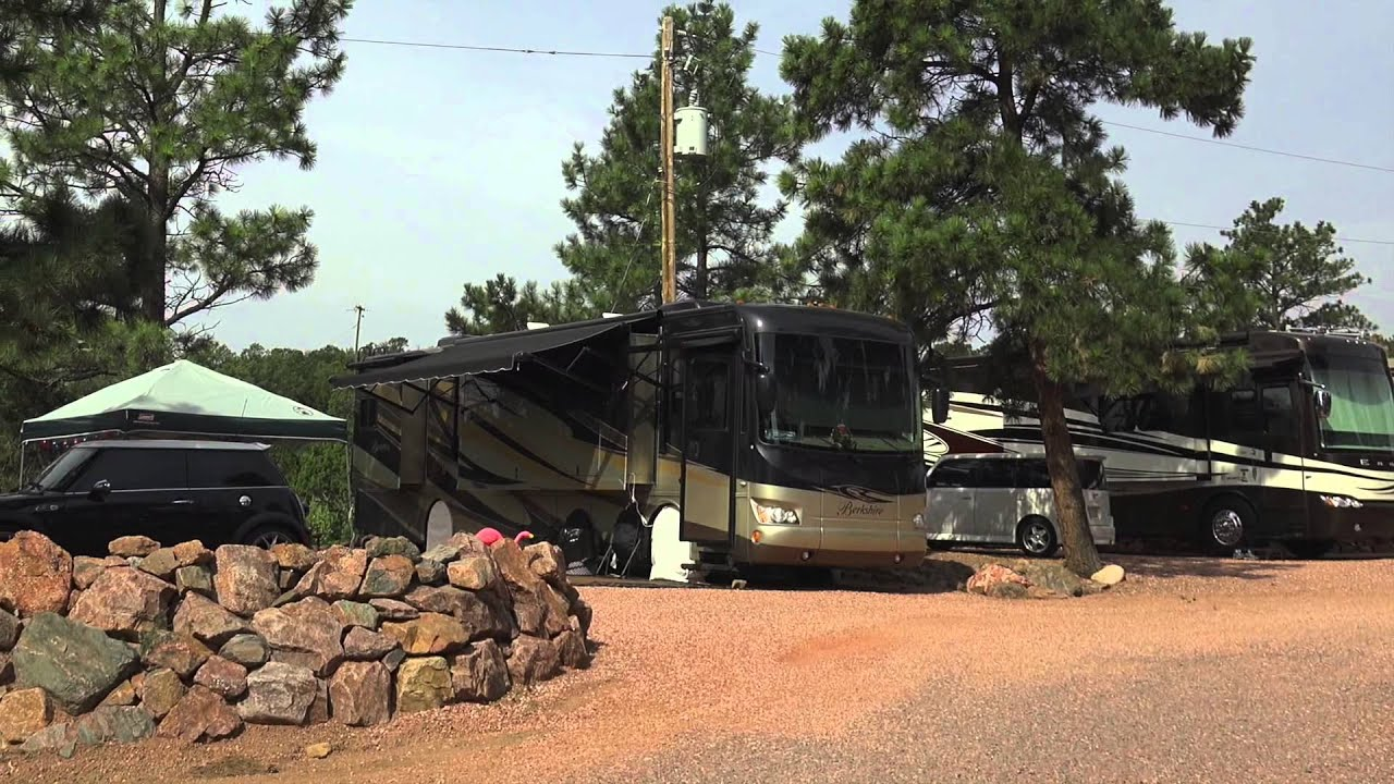 Mountaindale RV Resort
