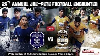 26th Annual Joe-Pete Football Encounter