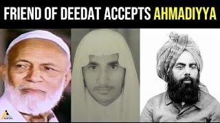 Journey to the Truth: Best Friend of Ahmed Deedat Accepts Islam Ahmadiyya