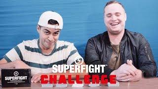 Super Fight Challenge | David Lopez