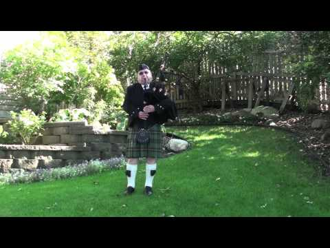 Marie's Wedding - Bagpipe Connection