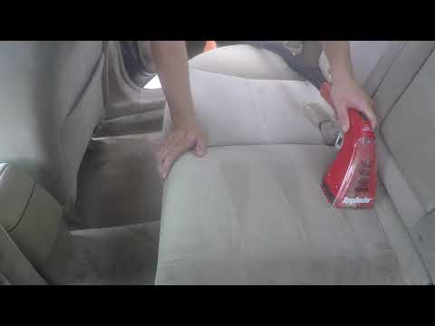 How To Clean Car Seats (The Right Way)