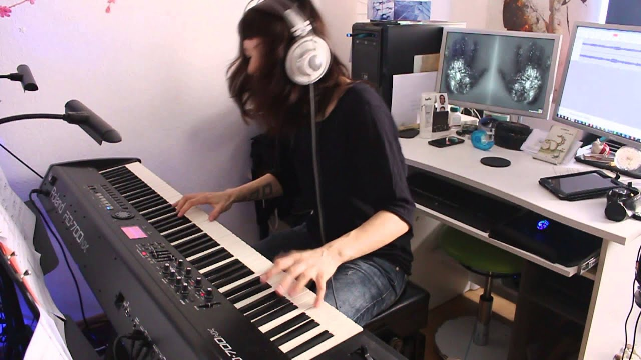 twisted-sister-were-not-gonna-take-it-piano-cover-vkgoeswild