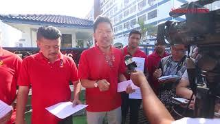 PFP lodges report against Zaid for 'gangster-like' behaviour against Selangor Sultan