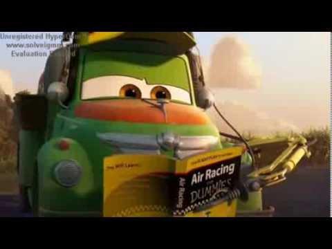 Disney - Planes (2013) Movie Clip