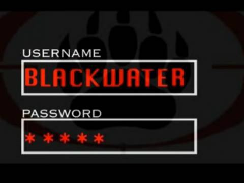 Blackwater, America's Private Army