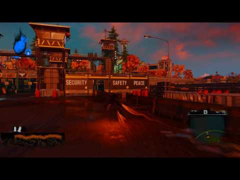 inFamous Second Son 100% Good Karma Walkthrough Part 10, 720p HD (NO COMMENTARY)
