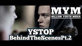YStop Behind the Scenes Part 2 FT. Nick Nevern (Hooligan Factory) and Sonny Green (River City)