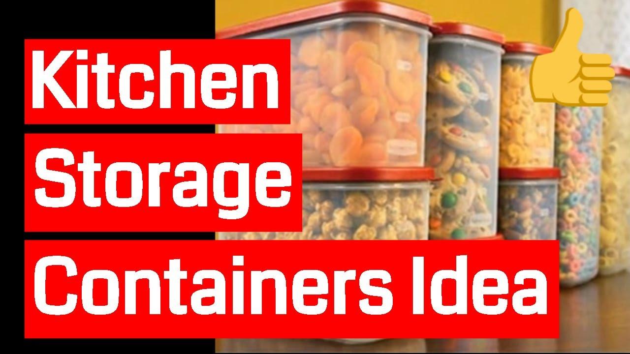 Designer Kitchen Storage Containers Listitdallas