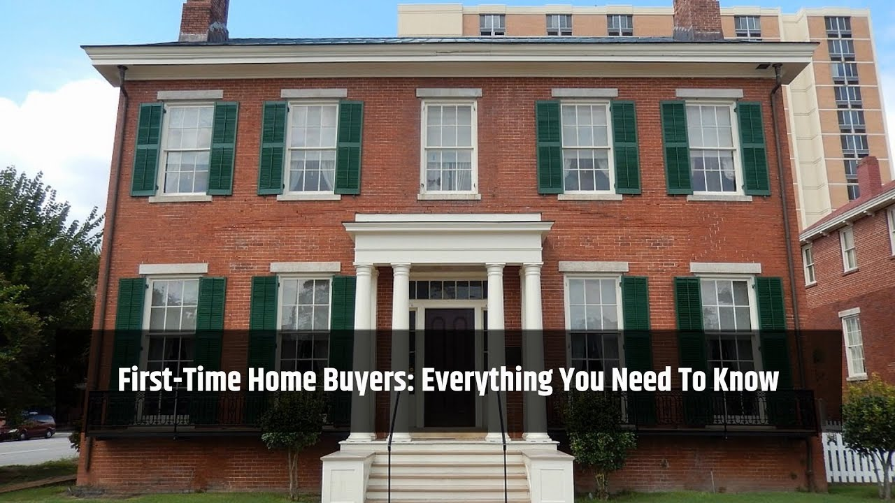 Dependable Homebuyers: First Time Home Buyers Everything You Need To Know