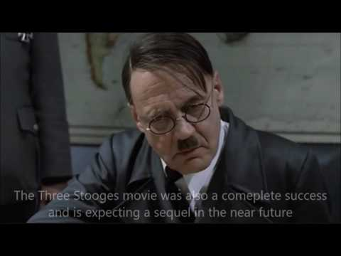 Hitler Finds Out That TheMoeHoward Is Parodying Moe Howard