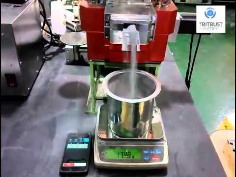 Preparing Metal Powders