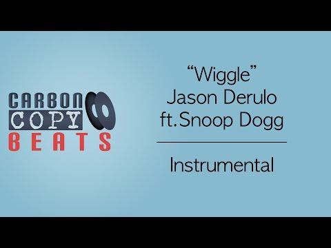 Wiggle - Instrumental / Karaoke (In The Style Of Jason Derulo ft. Snoop Dogg)