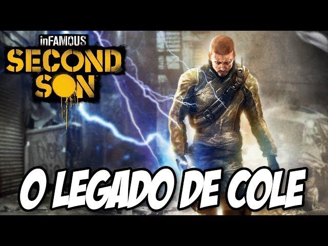 Infamous Second Son PS4 - O Legado de Cole , Buscando a Verdade