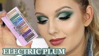 PALETA LOVELY ELECTRIC PLUM - TURBO JAKOŚĆ I PIGMENT ?!