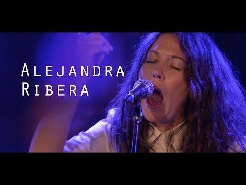 Alejandra Ribera - Will Not Drown - Live @ Le Pont Des Artistes