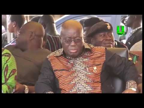 109 One District One Factory proposals ready for implementation - Prez. Akufo-Addo