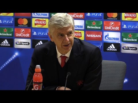 Arsenal 6-0 Ludogorets - Arsene Wenger Full Post Match Press Conference