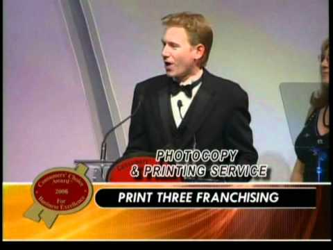 Consumers' Choice Award 2006   Print Three