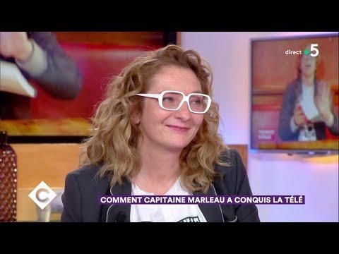 Comment Capitaine Marleau a conquis la télé - C à Vous - 11/04/2018