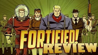 Fortified Gameplay and Review