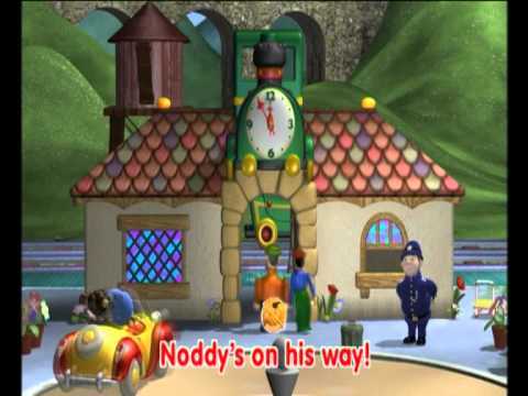 Make Way for Noddy_Extended OpeningTitles - Karaoke Version