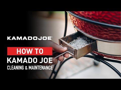 Kamado Joe Cleaning and Maintenance