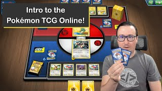 An Introduction to the Pokémon Trading Card Game Online