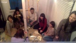 170226_沖縄ナイト/岩崎家 at リロンデル(中目黒)