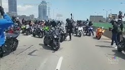 Ontario police on the hunt for joyriding 'motorcycle mob'