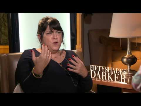 Fifty Shades Darker: E.L. James Official Movie Interview