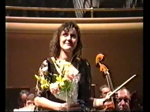 Martinů Cello Concerto No.l  3rd movement - Michaela Fukačová
