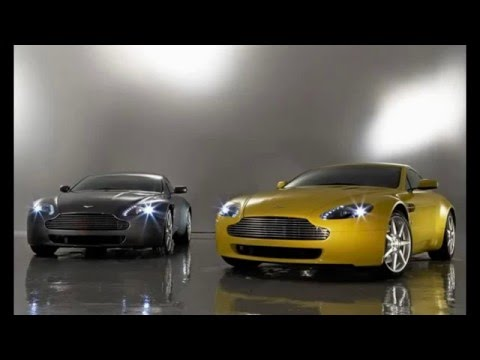 Aston Martin V8 Vantage 4.3i V8 32V (385)