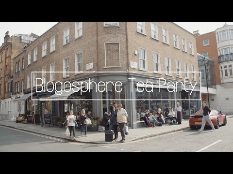 Blogosphere - Tea Party