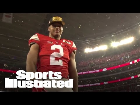 Ohio State Buckeyes Complete Improbable Title Run   Sports Illustrated